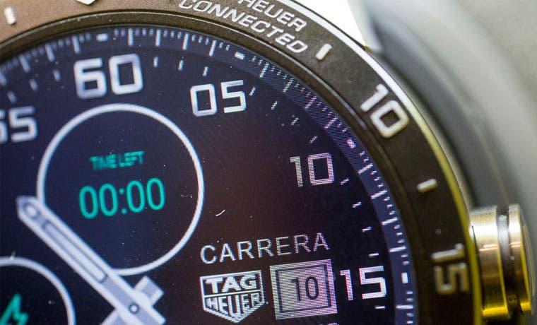 Compañías de tecnología presentan reloj suizo conectado