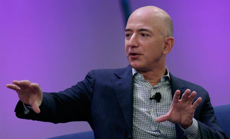 Jeff Bezos se convierte en la cuarta persona más rica del mundo