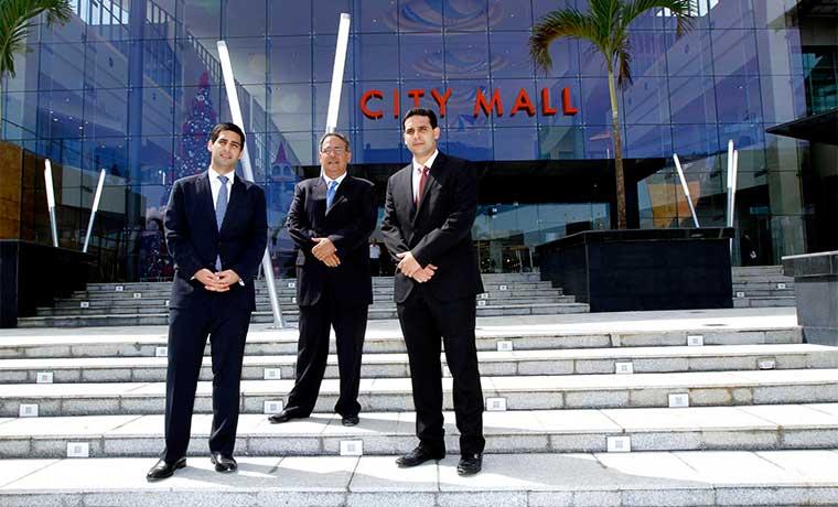 """""""Prevemos más proyectos como City Mall"""""""