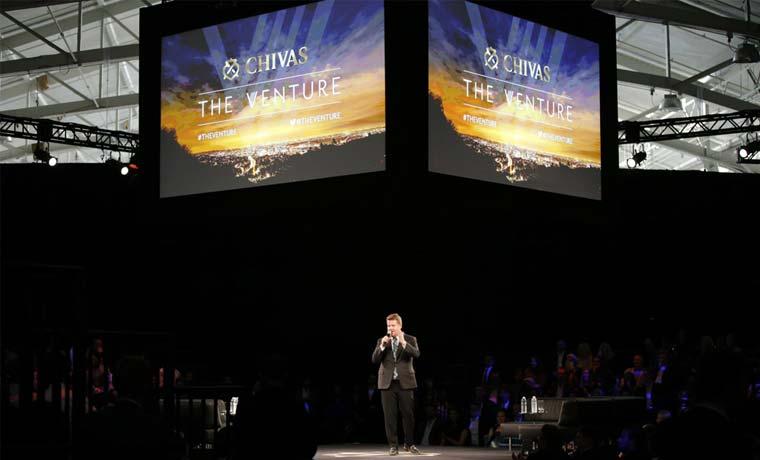 Cuatro emprendedores son finalistas en The Venture