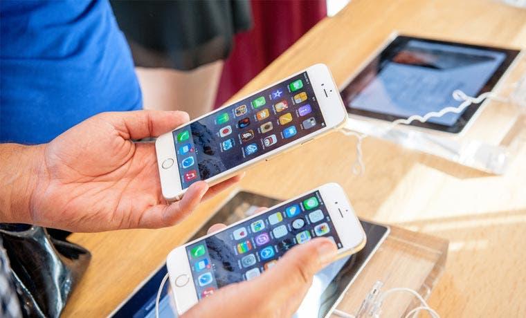 Movistar cambiará iPhones viejos por nuevos
