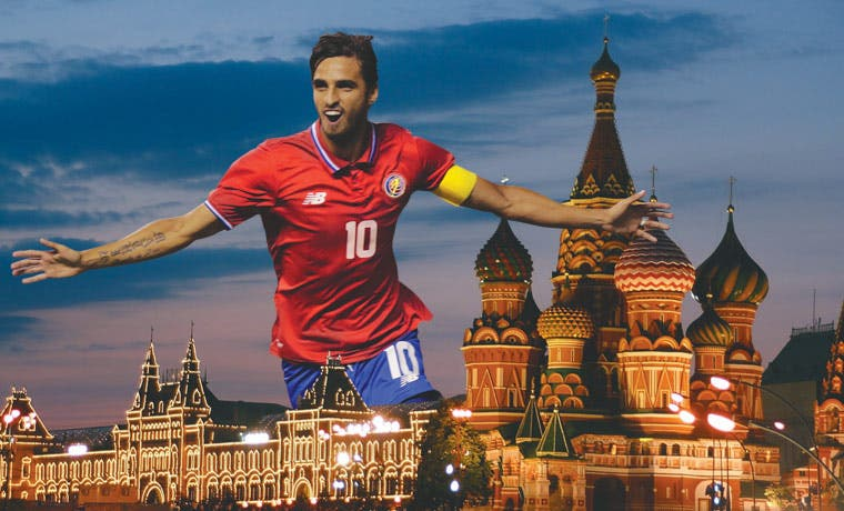 ¡Ahí vamos, Moscú!