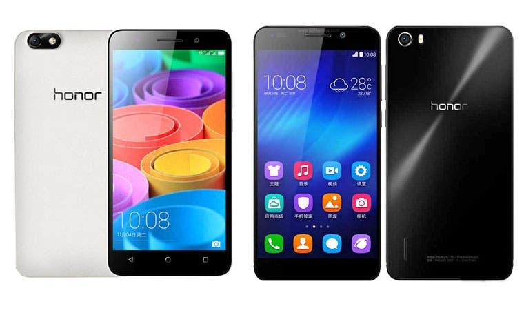Huawei trajo sus smartphones Honor al país
