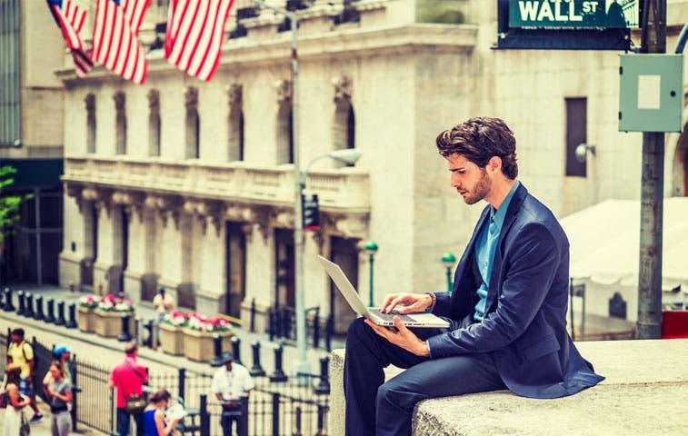 ¿Wall Street no está a la altura de los estándares de los estudiantes de Administración de Empresas?