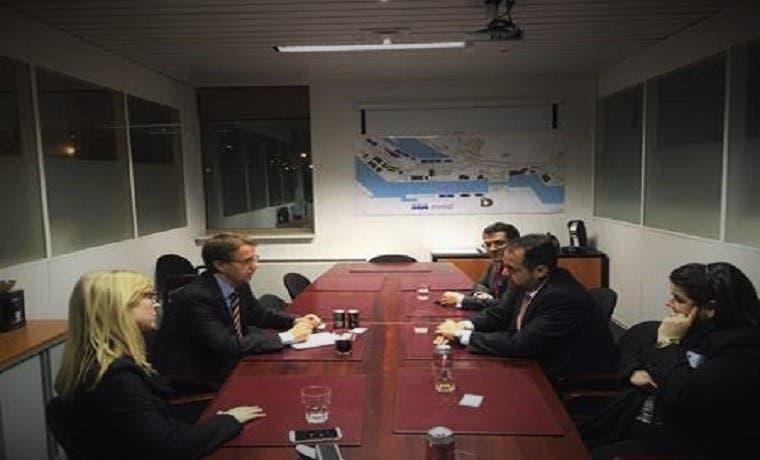 Ministro de Comercio Exterior culminó visita a Bruselas