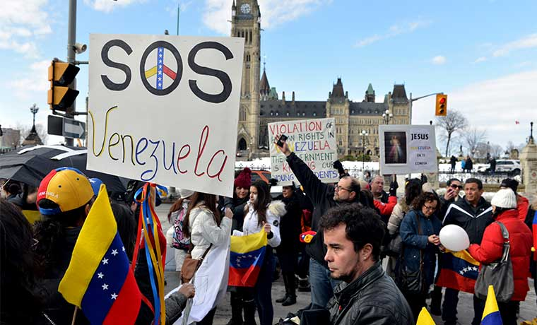 Venezuela se vuelve más pobre que Bolivia