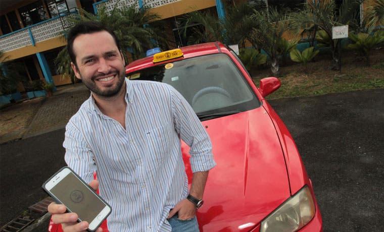 Easy Taxi mejoró su aplicación móvil