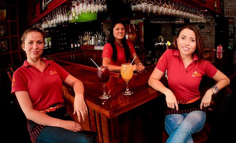 Restaurante Sangría amplió sus servicios