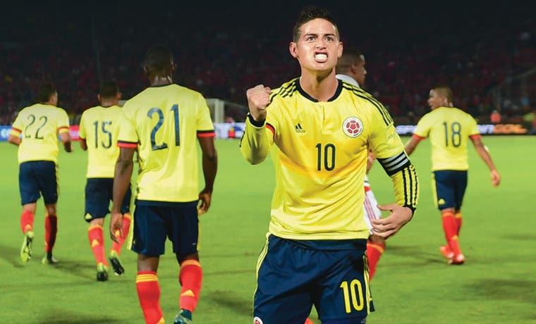 Argentina presionada visita Colombia