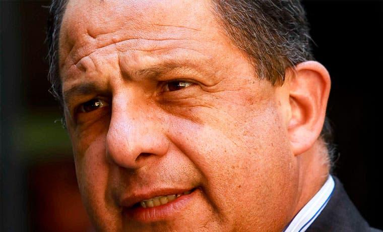 Solís tuvo el peor arranque en el Congreso en 25 años