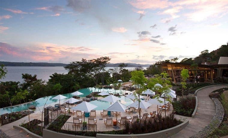 Costa Rica tiene el mejor hotel para luna de miel en América