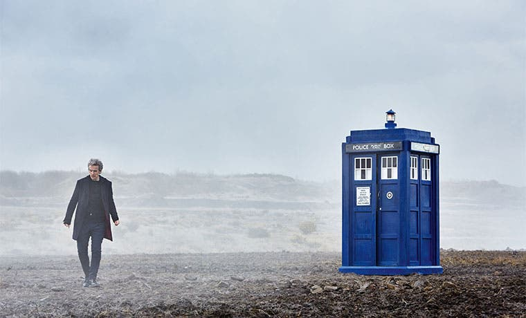 "Reviva al ""Doctor Who"""