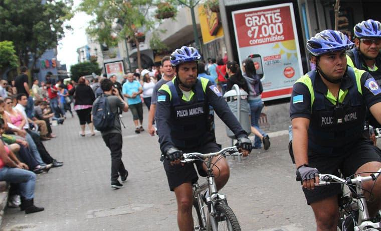 3.500 policías iniciarán mañana operación aguinaldo