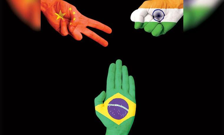 Fin de año de estancamiento de mercados emergentes