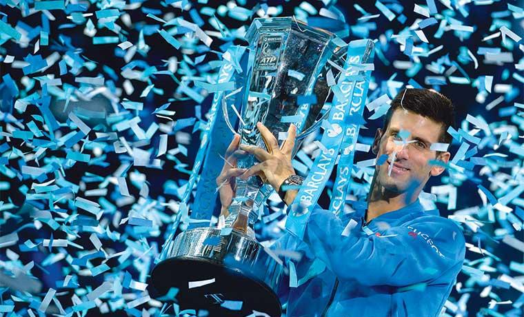 ¡Consagrado Djokovic!