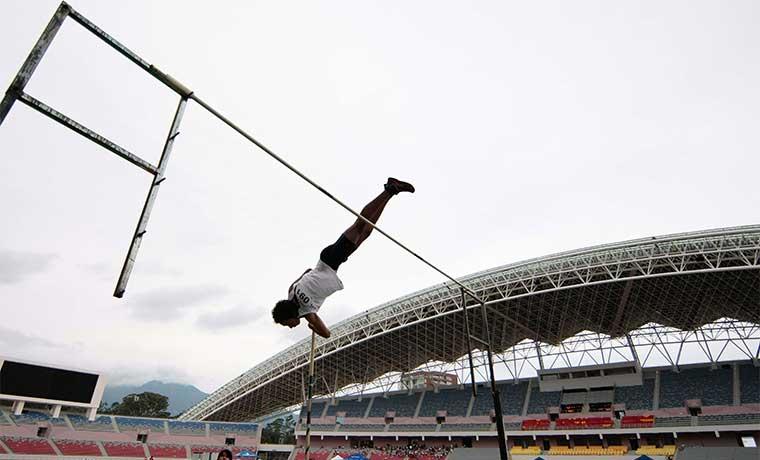 Todo listo para Centroamericano de Atletismo