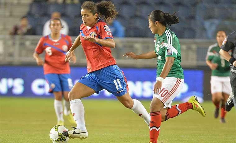 Río 2016 será complicado para la femenina