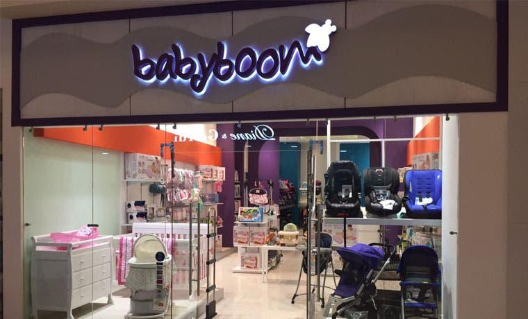 Babyboom abrió su tienda en City Mall