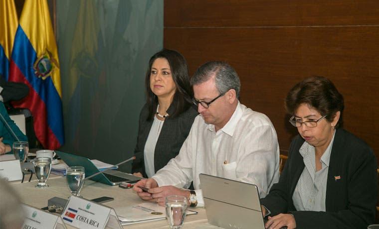 País propone documentación a cubanos en reunión del SICA