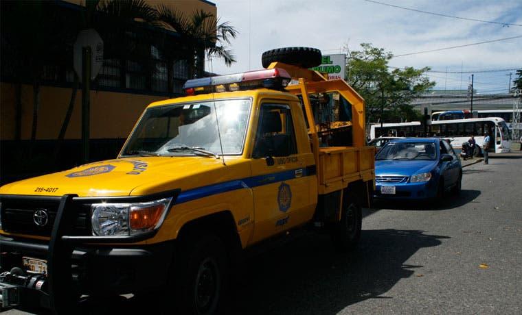 Policía de Tránsito y MEIC realizarán operativos de control para viernes negro