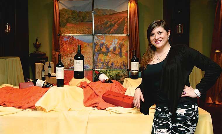 Noche de vino y buena gastronomía