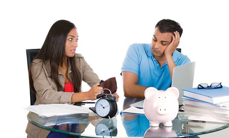 Use el aguinaldo para aliviar las deudas
