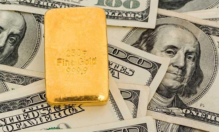¿El oro es una ganga al precio más bajo en cinco años?