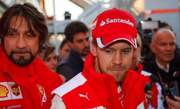 """Se superaron las expectativas"", afirma Vettel en su primer año en Ferrari"