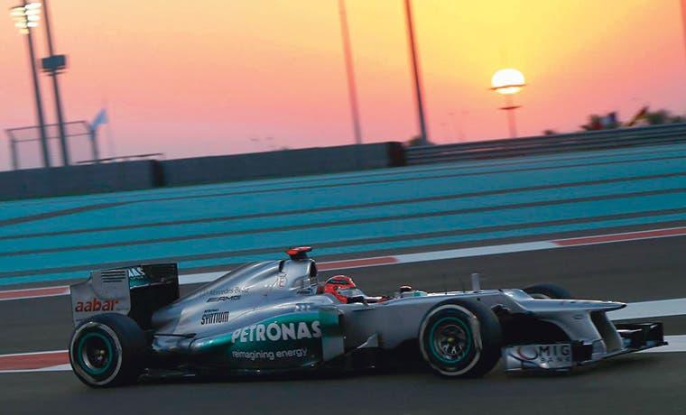La noche de Abu Dabi despide la F1