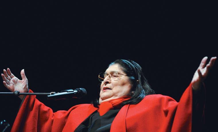 Homenaje a Mercedes Sosa se vivirá en Costa Rica