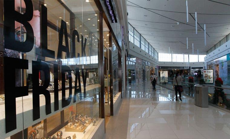 Poco movimiento en City Mall
