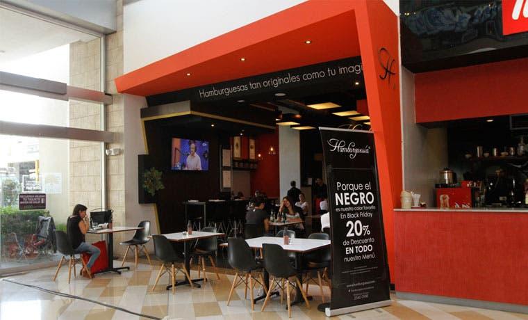 Restaurantes se unieron a Black Friday