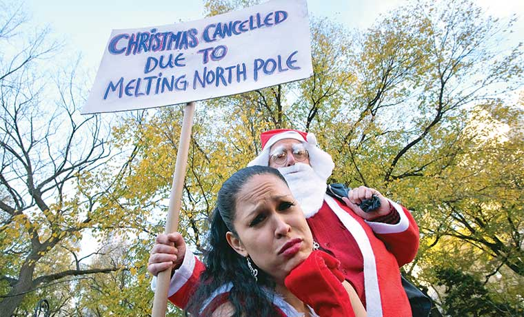 Navidad cancelada