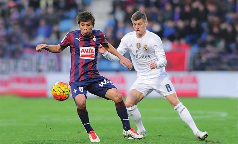 Madrid sigue al acecho