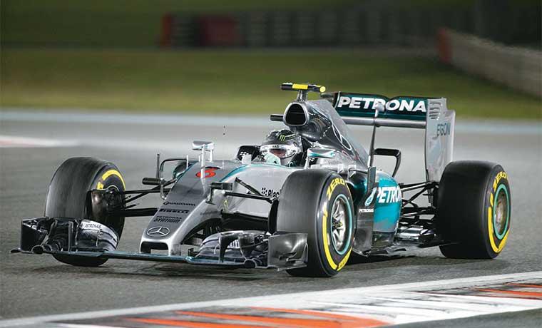 F1 cierra el telón