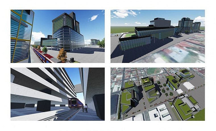Proyectos avanzan para construcción de Ciudad Gobierno en Barrio La Cruz