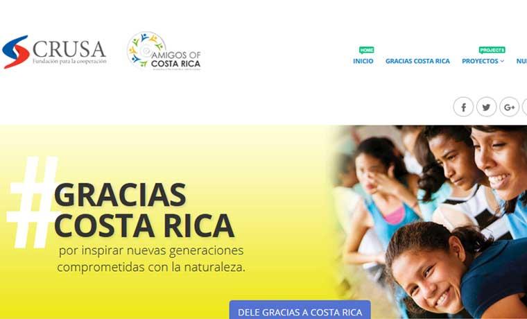 Campaña internacional apoya iniciativas de Costa Rica