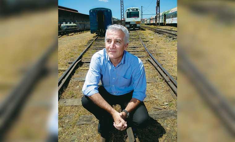"""Miguel Carabaguíaz: """"No puede permitirse que el servicio se deteriore"""""""