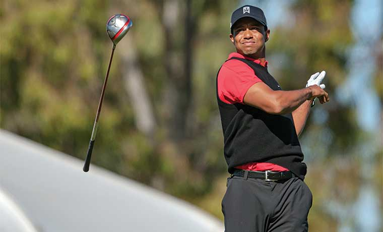 Tiger Woods y su incierto futuro