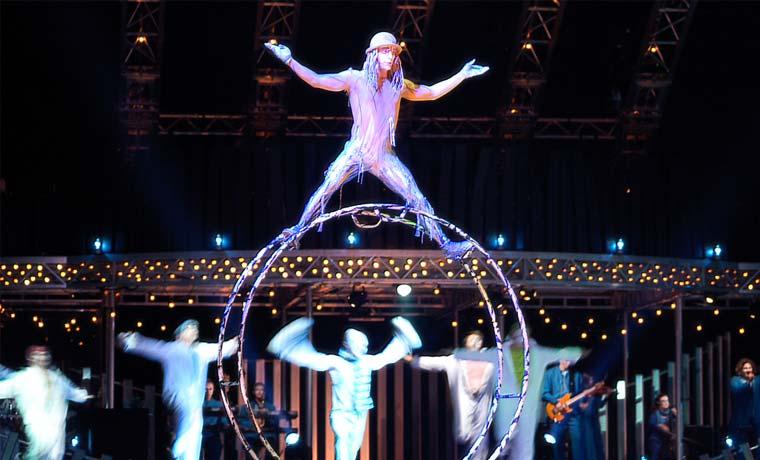 Circo del Sol forma artistas circenses en el país
