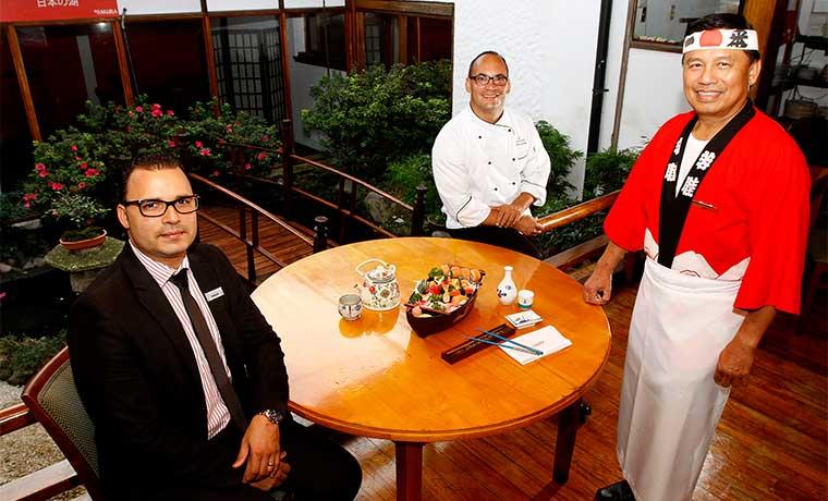 La experiencia Sakura invita a vivir la gastronomía japonesa