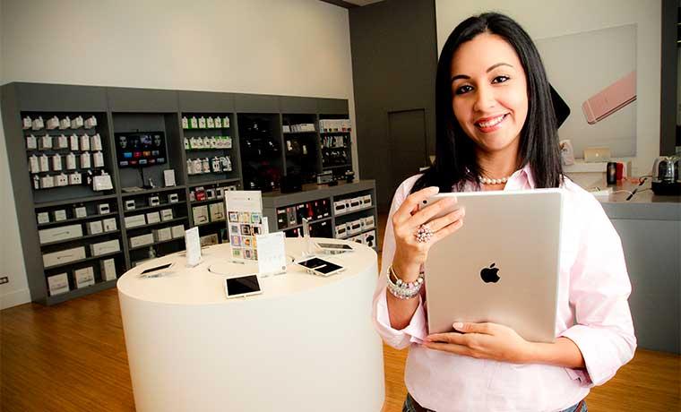 Nuevo iPad Pro ya llegó al país