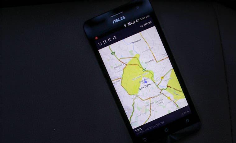 Uber buscaría aportes para expandirse y aumentar su valor