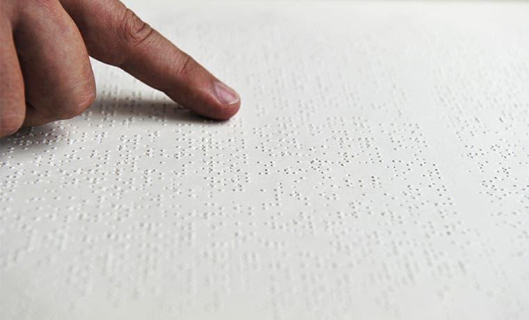 Tico revoluciona técnica braille