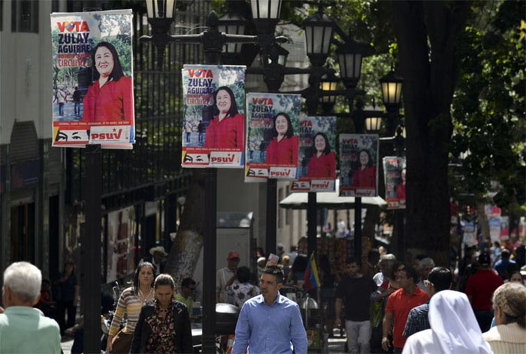 Gobiernos piden transparencia en elecciones venezolanas