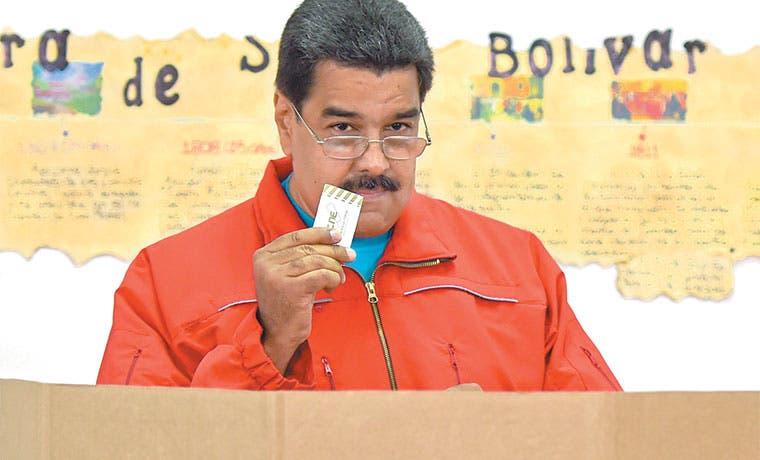 Maduro dispuesto a dialogar con nuevo Congreso