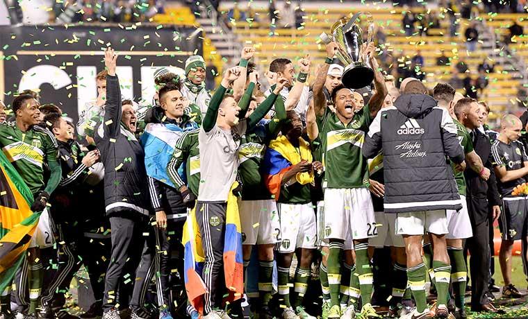 Portland monarca MLS