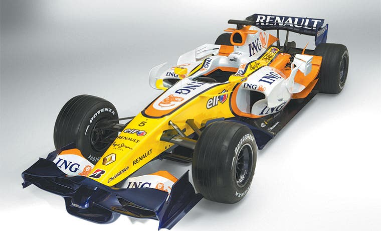Renault regresa a la F-1