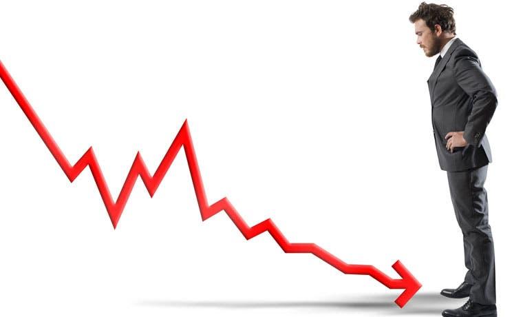 Inflación negativa sigue creciendo