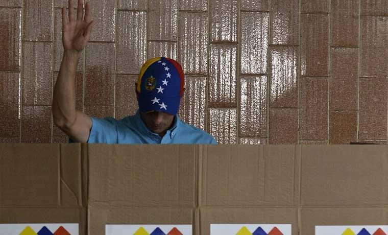 """Capriles: """"Maduro no entendió lo que pasó ayer en Venezuela"""""""